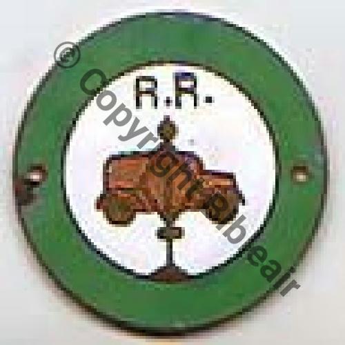 RR  REGULATRICE ROUTIERE 1939.40  SM (MORET) Dos lisse Poincon a coudre 100Ex Sc.patrickm6070 59EurInv